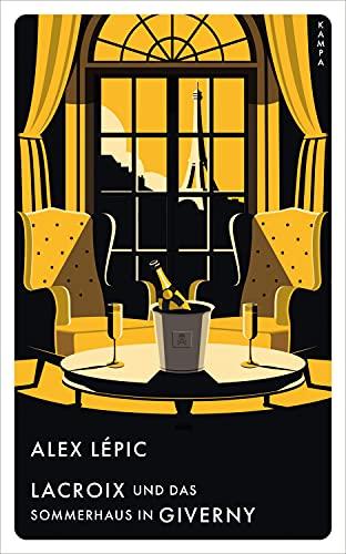 Bücher von Alex Lépic in chronologischer Reihenfolge