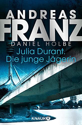 Bücher von Daniel Holbe in chronologischer Reihenfolge