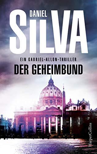 Bücher von Daniel Silva in der chronologischen Reihenfolge