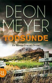 Bücher von Deon Meyer