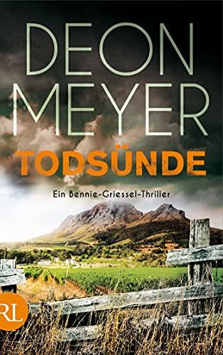 Bücher von Deon Meyer in der chronologischen Reihenfolge