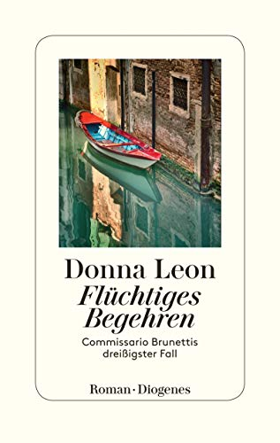 Bücher von Donna Leon in chronologischer Reihenfolge