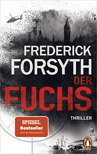 Polit-Thriller u.a. Bücher von Frederick Forsyth