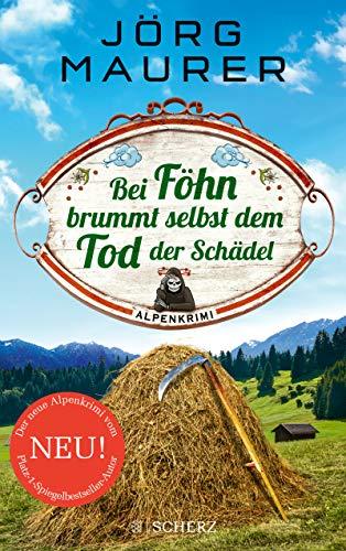 Bücher von Jörg Maurer in der chronologischen Reihenfolge
