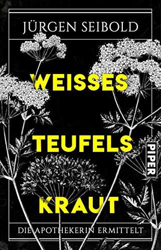 Bücher von Jürgen Seibold in der chronologischen Reihenfolge