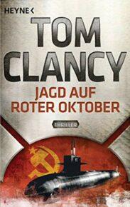 Jack Ryan-Bücher von Tom Clancy