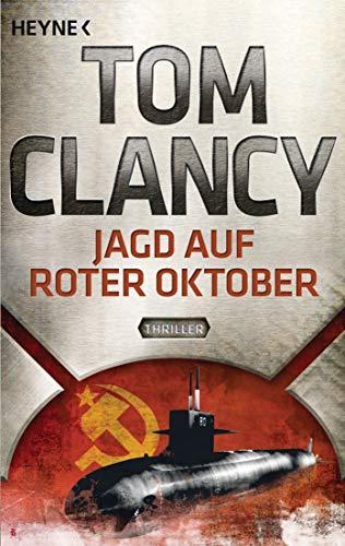 Jack Ryan-Bücher von Tom Clancy in der chronologischen Reihenfolge