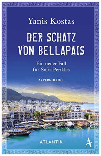 Bücher von Yanis Kostas in der chronologischen Reihenfolge